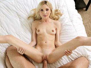 Piper Perri open legs for creampie